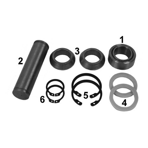 Repair kit release bearing