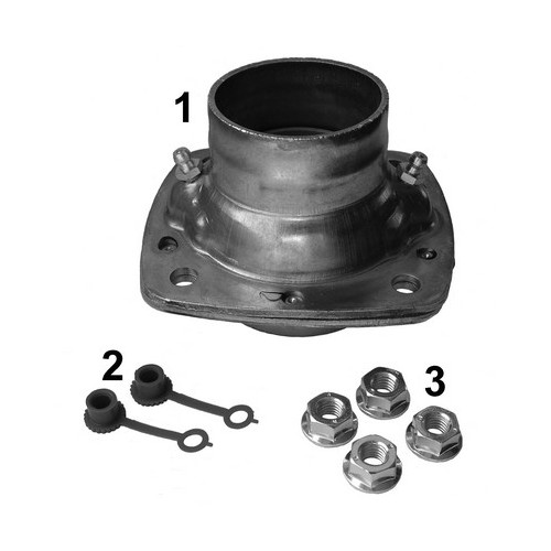 Repair kit brake camshaft