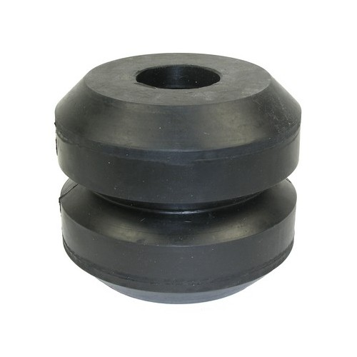 Rubber hollow spring, suspension subframe