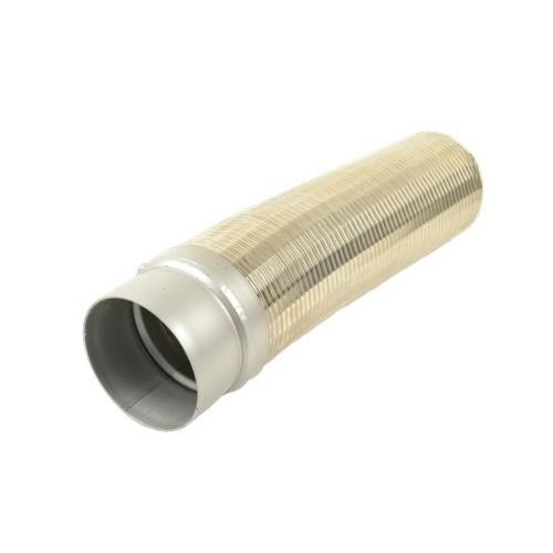 Flexible pipe, exhaust