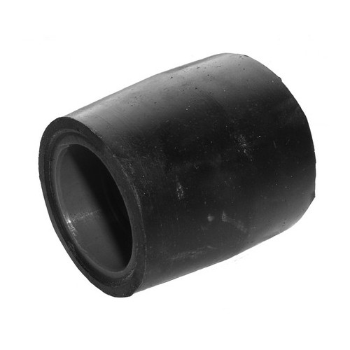 Spring bushing, conical