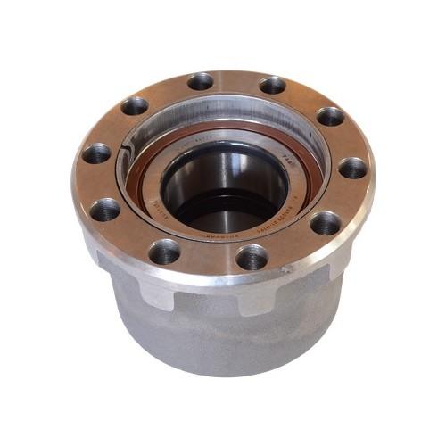 Wheel hub, front wheel, complete with FAG wheel bearing