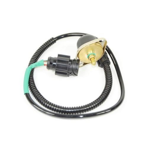 Sensor, charge pressure