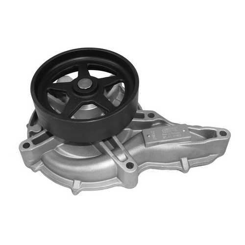 Water pump with gasket seal